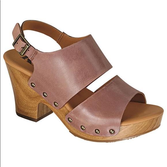 8c636fb27846 Kork-Ease Shoes - KORKS Annaleigh Platform Clog